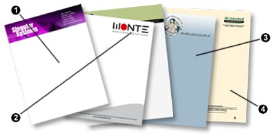 Astro printing service design tips do it yourself letterhead do it yourself letterhead letterhead is one of the key elements to your corporate identity it is ground zero from a design standpoint solutioingenieria Choice Image